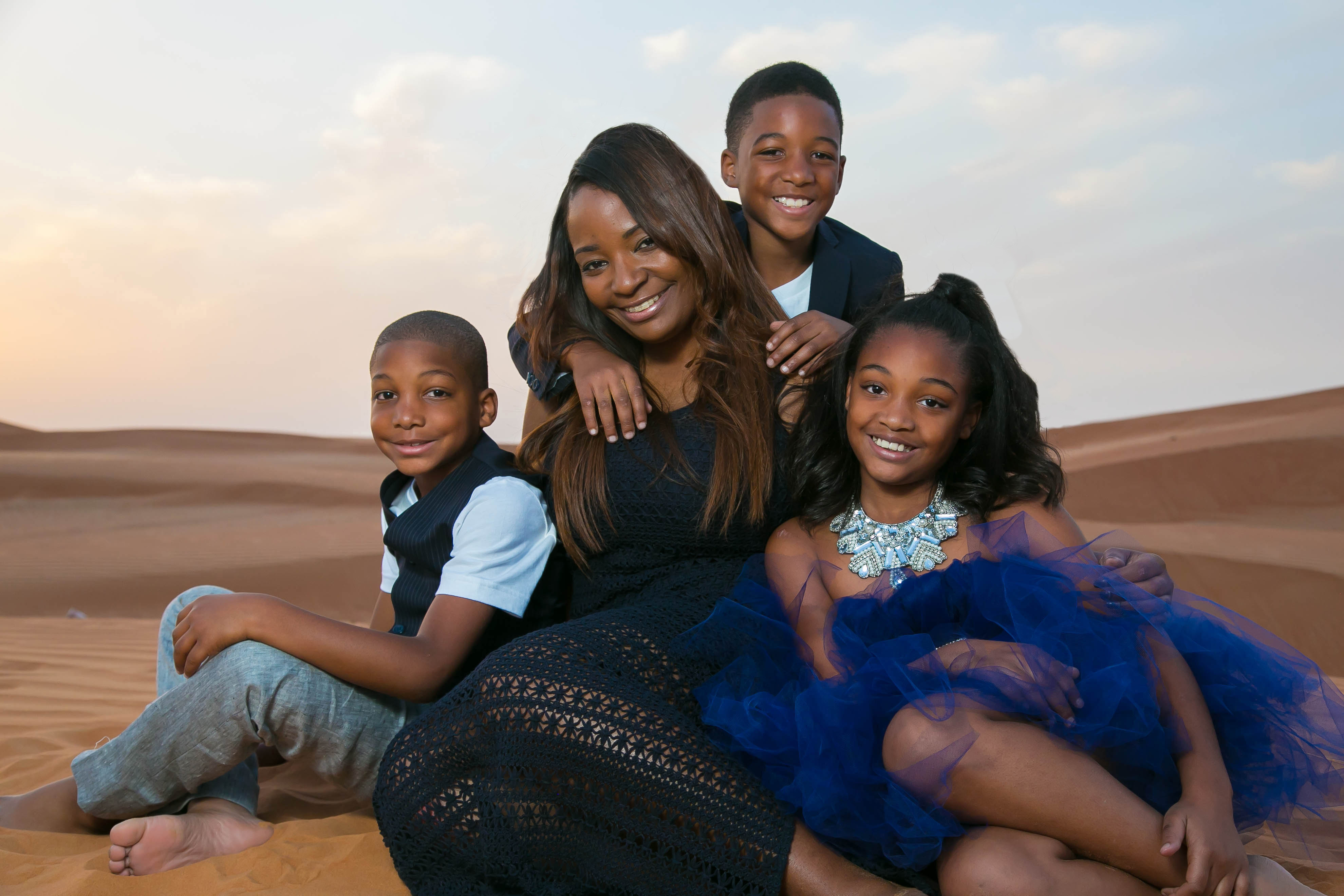 single-black-mom