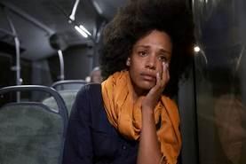 black woman emotional
